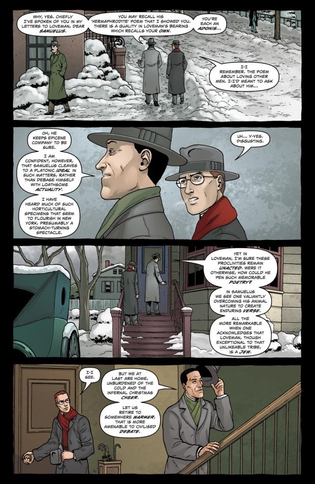 Providence 10 Lovecraft Homophobia