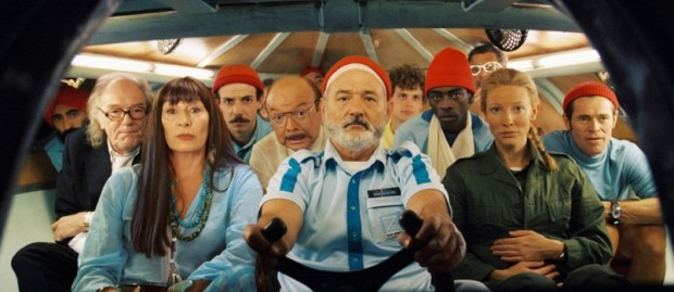 (Or Steve Zissou, if you're a Wes Anderson fan.)