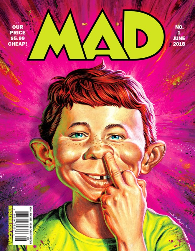 Mad Magazine 1